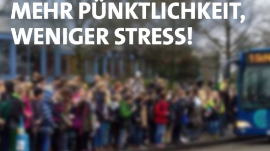 Schülerbeförderung verbessern: Mehr Pünktlichkeit, weniger Stress!