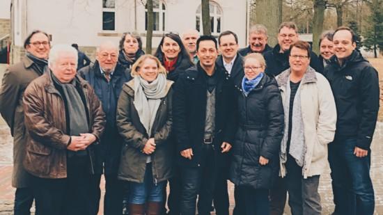 Klausurtagung der SPD-Kreistagsfraktion Celle zum Kreishaushalt 2017
