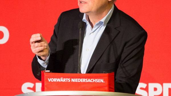 Ministerpräsident Stephan Weil MdL