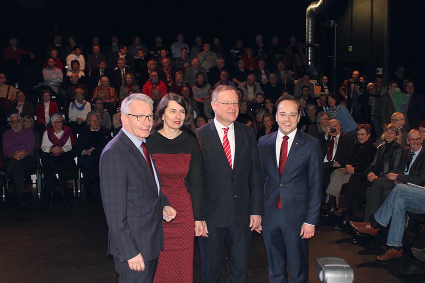 Neujahrsempfang der SPD im Landkreis Celle