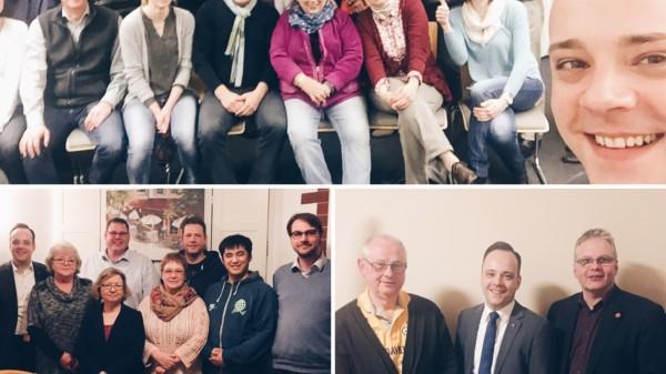Zu Besuch bei den SPD-Ortsvereinen Adelheidsdorf-Nienhagen, Flotwedel und Hambühren
