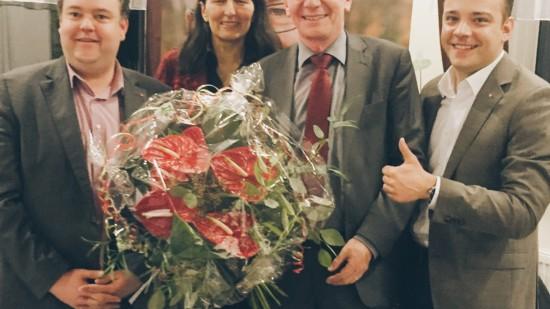 Dirk-Ulrich Mende erneut zum Oberbürgermeisterkandidaten gewählt!