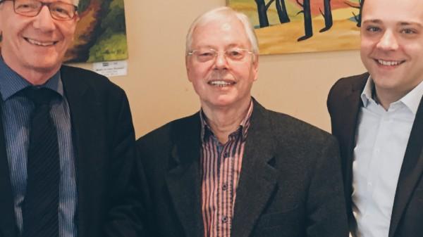 Glückwunsch an den alten und neuen AWO-Vorsitzenden Dieter Abelmann