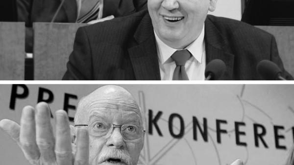 Erinnerung an Rolf Meyer und Peter Struck