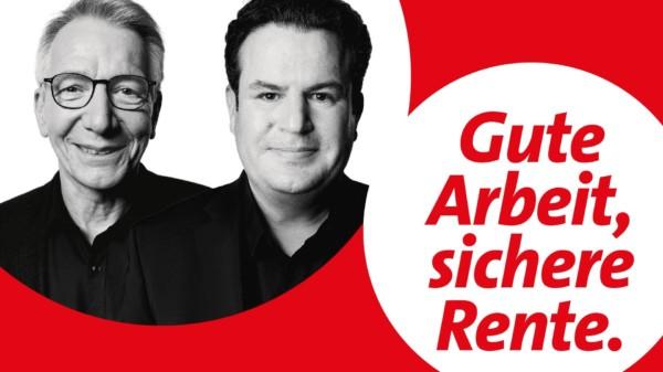 Hubertus Heil und Dirk-Ulrich Mende
